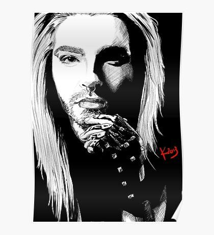 Blond Bill Poster