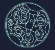 TARDIS by MoriNoYosei