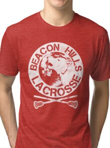 Beacon Hills Lacrosse Tri-blend T-Shirt