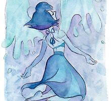 Home: Lapis Lazuli Steven Universe by livielightyear