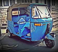 Three Wheeler  by swcphotography