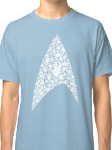 Live long and wear the Starfleet insignia Classic T-Shirt