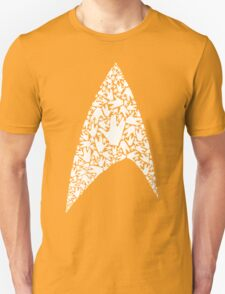 Live long and wear the Starfleet insignia T-Shirt
