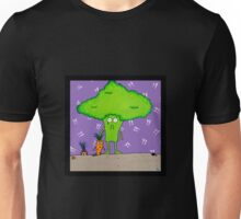 Ollie the broccoli Unisex T-Shirt