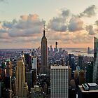 Empire State Panorama by mikeyg2000
