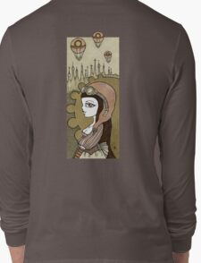 Fly Away With Me (Tee) Long Sleeve T-Shirt