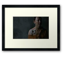 My Name is Henry Gale Framed Print