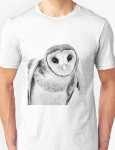 Owl Tiwi Masked Australian photograph T-Shirt