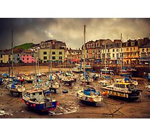 Ilfracombe Harbour Photographic Print