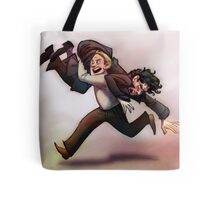 Bring Out Your Dead! BBC Sherlock Monty Python crossover Tote Bag