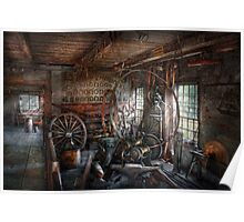 Blacksmith - That's a lot of Hoopla Poster