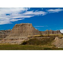 Badlands National Park Photographic Print