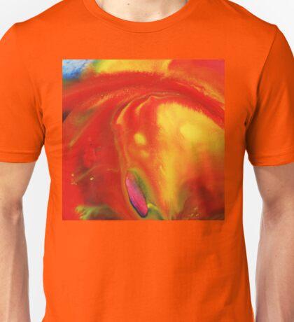 Vibrant Sensation Vivid Abstract I Unisex T-Shirt