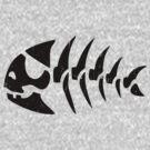 Jolly Pirate Fish - I by neizan