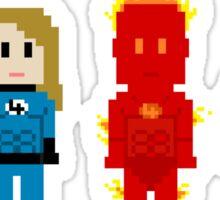 Super Heroes 5 - The Fantastics Sticker