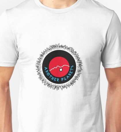Another Planets • Iconic logotype Unisex T-Shirt