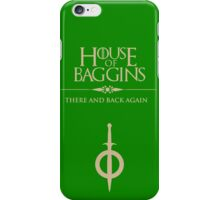 House of Baggins iPhone Case/Skin