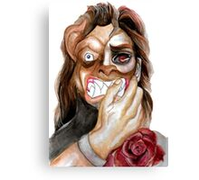 Beast-Ghoul Canvas Print