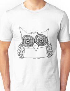 Owl number 21 Unisex T-Shirt