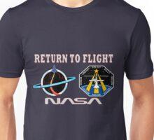 Return to Flight for Dark Colors Unisex T-Shirt