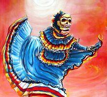 La Bailarina del Sol by Heather Calderon