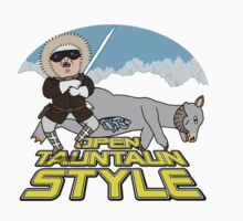 Open Tauntaun Style One Piece - Long Sleeve