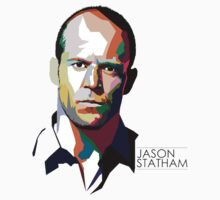 Jason Statham One Piece - Long Sleeve