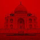 THe Taj Mahal by Raphael Lopez