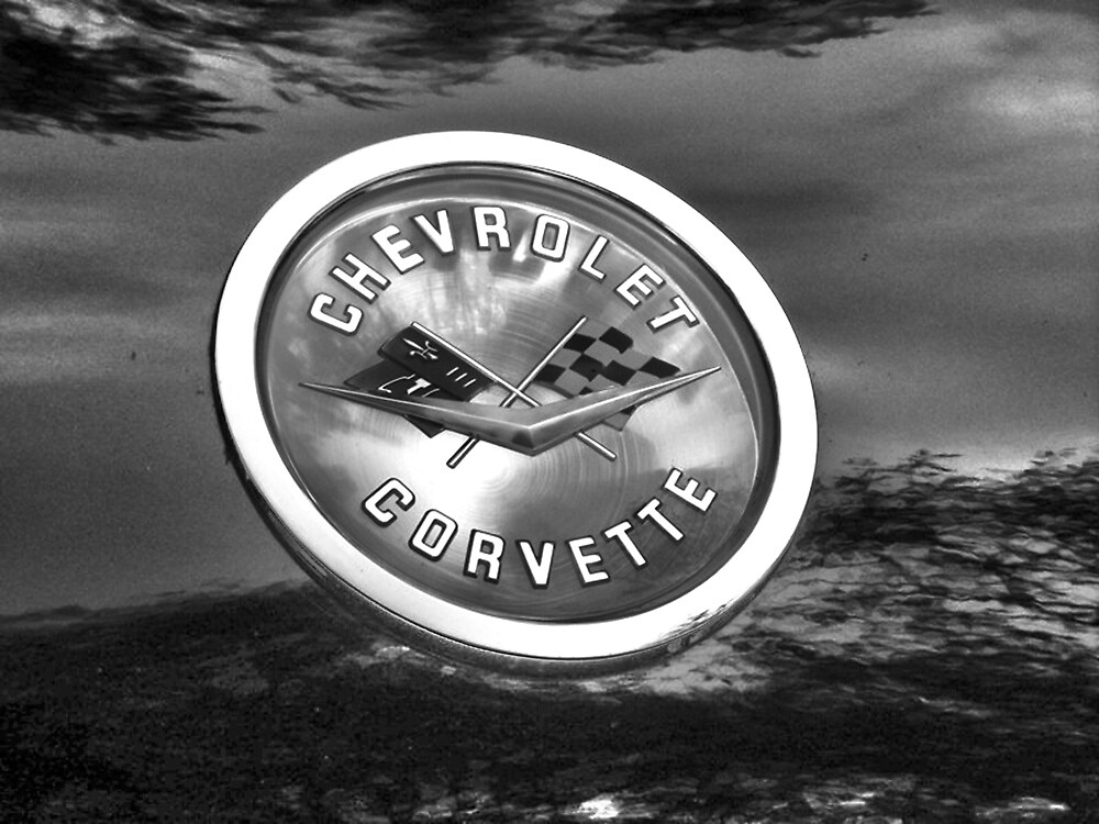 Chevrolet Corvette 3 by Russell Voigt