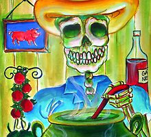 Chile Verde by Heather Calderon