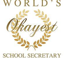World's Okayest School Secretary by thepixelgarden