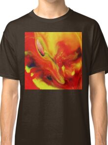 Vivid Abstract Vibrant Sensation II Classic T-Shirt