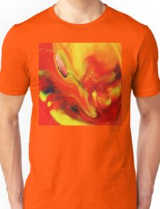 Vivid Abstract Vibrant Sensation II Unisex T-Shirt