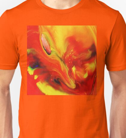Vivid Abstract Vibrant Sensation II Unisex T-Shirt