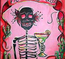 Mi Margarita by HCalderonArt