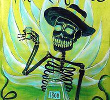 Mi Tequila by HCalderonArt
