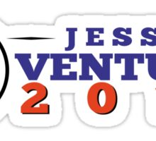 Jesse Ventura for president 2016! Sticker