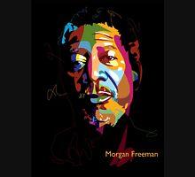Morgan Freeman Women's Fitted V-Neck T-Shirt