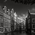 Amsterdam Ouwezijds by Pim Kops