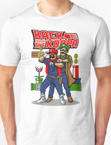 Mario Back To Fight The Koopa T-Shirt