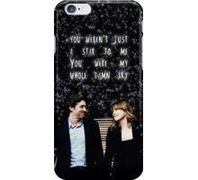 My Whole Sky iPhone Case/Skin