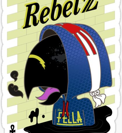 RebelZ  Sticker