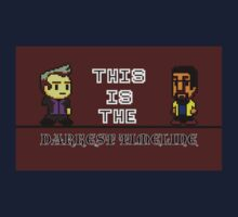 8 Bit Darkest Timeline by blakethewizz