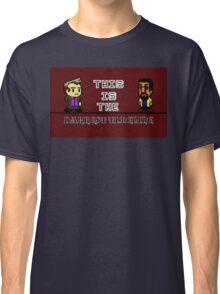8 Bit Darkest Timeline Classic T-Shirt
