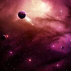 Mysterious Galaxy by charmedy