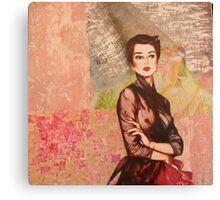 Anais Canvas Print