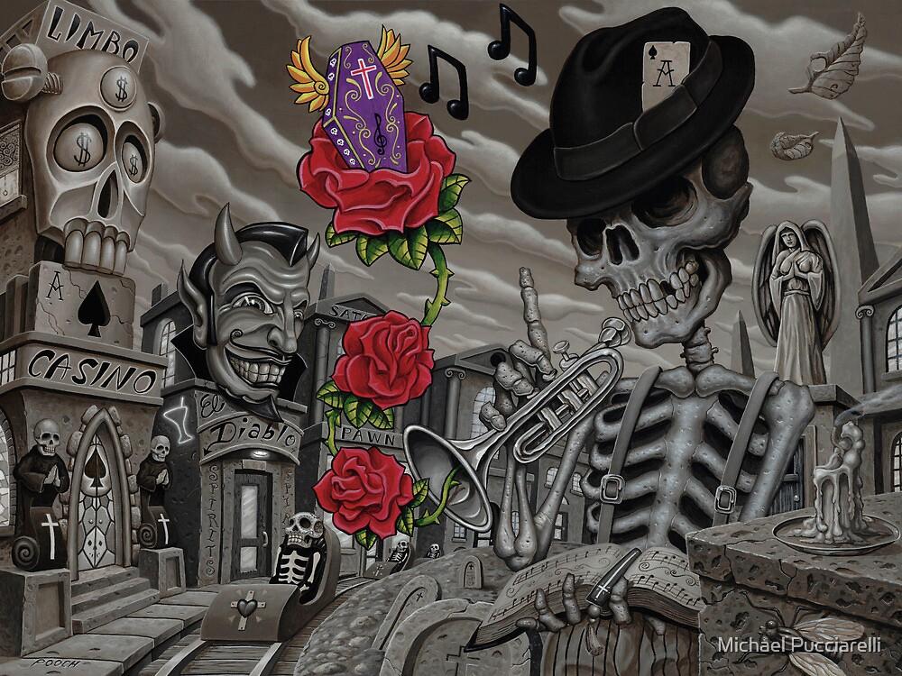 Musica De Los Muertos by Michael Pucciarelli