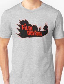 FILM DEVIANT Logo Variant Unisex T-Shirt