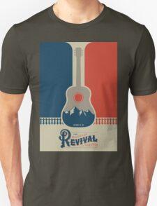 Railroad Revival Tour 2012 T-Shirt
