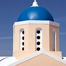 Blue Sky, Blue Dome by phil decocco